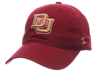 Denver Pioneers Zephyr NCAA Scholarship Adjustable Hat