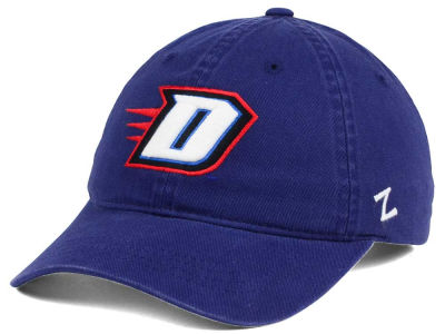 DePaul Blue Demons Zephyr NCAA Scholarship Adjustable Hat