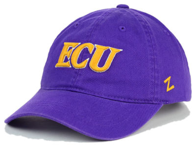 East Carolina Pirates Zephyr NCAA Scholarship Adjustable Hat