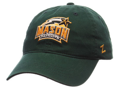 George Mason Patriots Zephyr NCAA Scholarship Adjustable Hat