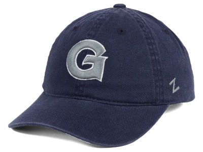 Georgetown Hoyas Zephyr NCAA Scholarship Adjustable Hat