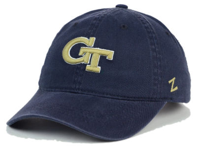 Georgia-Tech Zephyr NCAA Scholarship Adjustable Hat