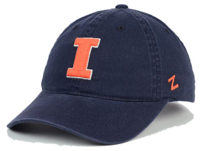 Illinois Fighting Illini Zephyr NCAA Scholarship Adjustable Hat