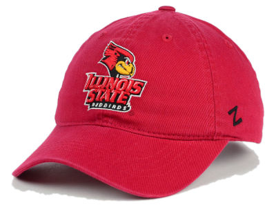 Illinois State Redbirds Zephyr NCAA Scholarship Adjustable Hat