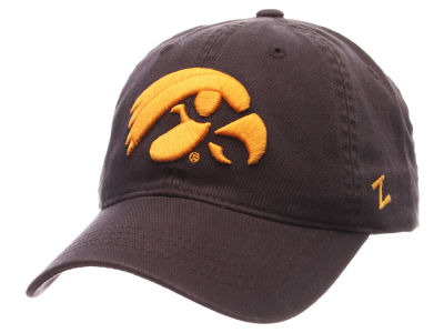 Iowa Hawkeyes Zephyr NCAA Scholarship Adjustable Hat