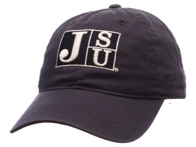 Jackson State Tigers Zephyr NCAA Scholarship Adjustable Hat