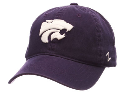 Kansas State Wildcats Zephyr NCAA Scholarship Adjustable Hat