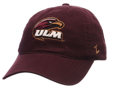 LA Monroe Warhawks Zephyr NCAA Scholarship Adjustable Hat
