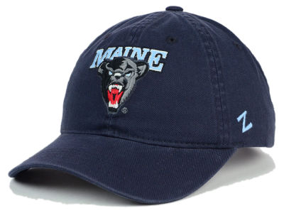 Maine Black Bears Zephyr NCAA Scholarship Adjustable Hat