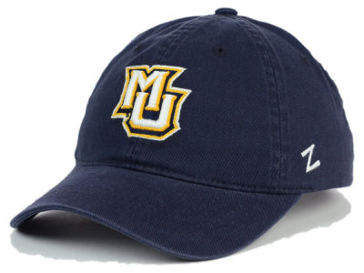 Marquette Golden Eagles Zephyr NCAA Scholarship Adjustable Hat