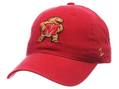 Maryland Terrapins Zephyr NCAA Scholarship Adjustable Hat