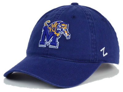 Memphis Tigers Zephyr NCAA Scholarship Adjustable Hat