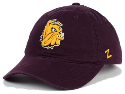 Minnesota Duluth Bulldogs Zephyr NCAA Scholarship Adjustable Hat