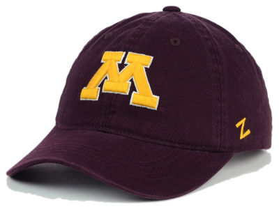 Minnesota Golden Gophers Zephyr NCAA Scholarship Adjustable Hat