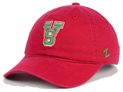 Mississippi Valley State University Zephyr NCAA Scholarship Adjustable Hat