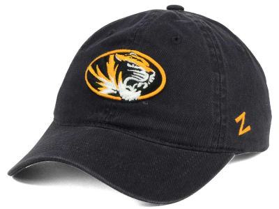 Missouri Tigers Zephyr NCAA Scholarship Adjustable Hat