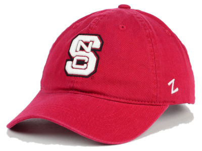 North Carolina State Wolfpack Zephyr NCAA Scholarship Adjustable Hat