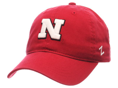 Nebraska Cornhuskers Zephyr NCAA Scholarship Adjustable Hat