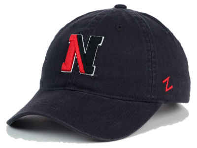 Northeastern Huskies Zephyr NCAA Scholarship Adjustable Hat