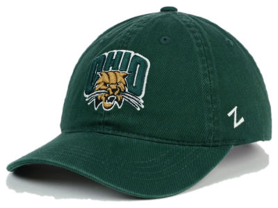 Ohio Bobcats Zephyr NCAA Scholarship Adjustable Hat