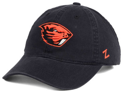 Oregon State Beavers Zephyr NCAA Scholarship Adjustable Hat