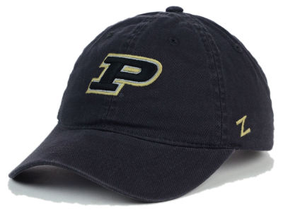 Purdue Boilermakers Zephyr NCAA Scholarship Adjustable Hat