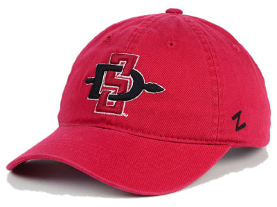 San Diego State Aztecs Zephyr NCAA Scholarship Adjustable Hat