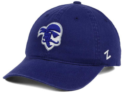 Seton Hall Pirates Zephyr NCAA Scholarship Adjustable Hat