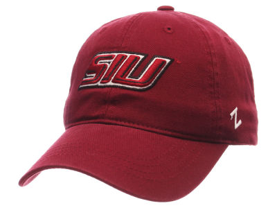 Southern Illinois Salukis Zephyr NCAA Scholarship Adjustable Hat