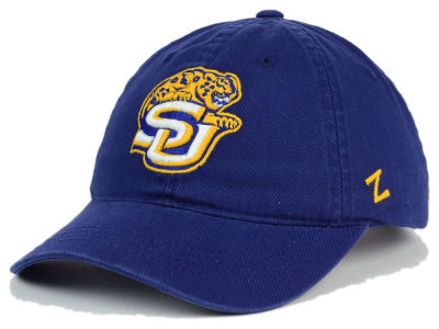 Southern Jaguars Zephyr NCAA Scholarship Adjustable Hat