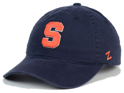 Syracuse Orange Zephyr NCAA Scholarship Adjustable Hat