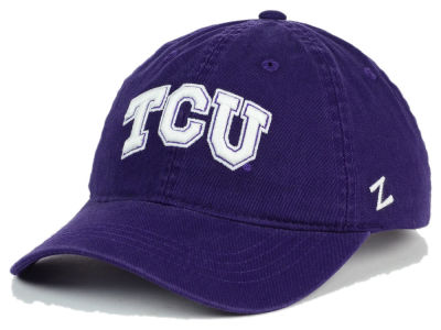 Texas Christian Horned Frogs Zephyr NCAA Scholarship Adjustable Hat