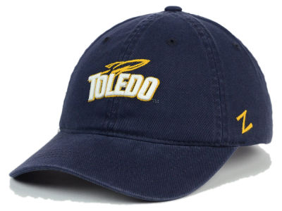 Toledo Rockets Zephyr NCAA Scholarship Adjustable Hat