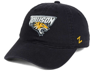 Towson University Tigers Zephyr NCAA Scholarship Adjustable Hat