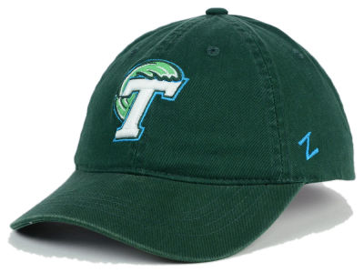 Tulane Green Wave Zephyr NCAA Scholarship Adjustable Hat