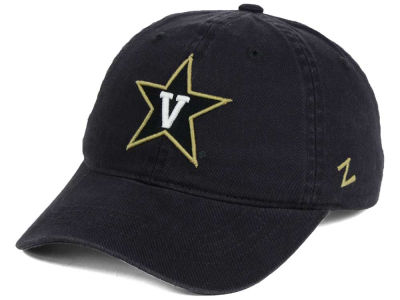Vanderbilt Commodores Zephyr NCAA Scholarship Adjustable Hat