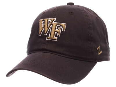 Wake Forest Demon Deacons Zephyr NCAA Scholarship Adjustable Hat