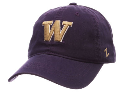 Washington Huskies Zephyr NCAA Scholarship Adjustable Hat