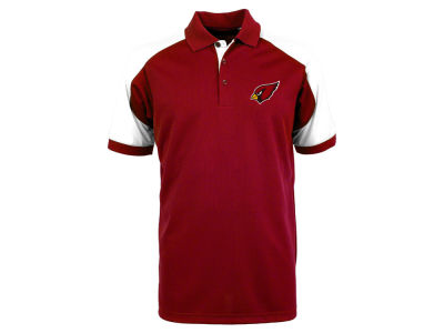 Arizona Cardinals Antigua NFL Men's Century Polo Shirt