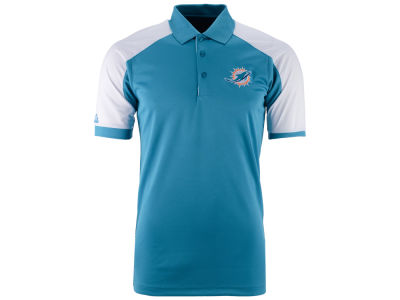 Miami Dolphins Antigua NFL Men's Century Polo Shirt