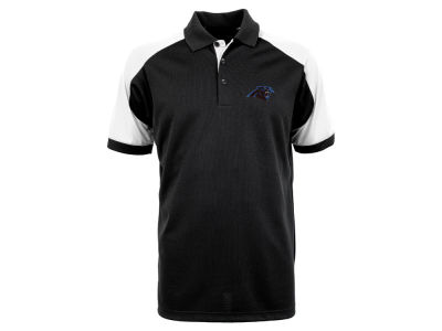 Carolina Panthers Antigua NFL Men's Century Polo Shirt