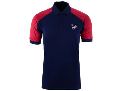 Houston Texans Antigua NFL Men's Century Polo Shirt