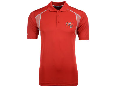 Tampa Bay Buccaneers Antigua NFL Men's Attempt Polo Shirt