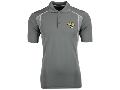 Jacksonville Jaguars Antigua NFL Men's Attempt Polo Shirt