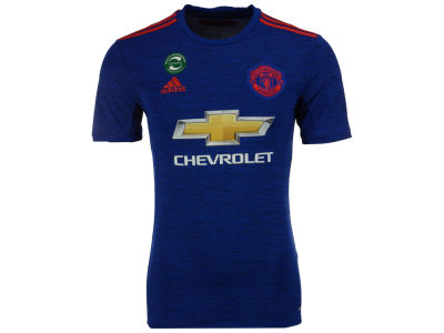 Manchester United adidas Men's Club Team Away Stadium Jersey