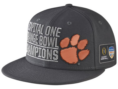Clemson Tigers Nike NCAA 2015 Orange Bowl Champs Cap