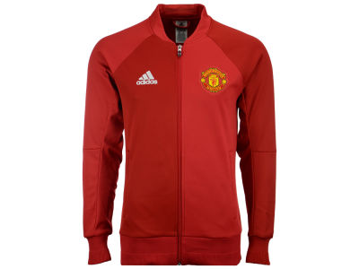 Manchester United adidas Men's Club Team Home Anthem Jacket