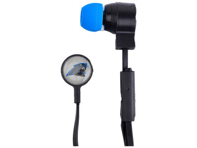 Carolina Panthers Big Logo Earbuds