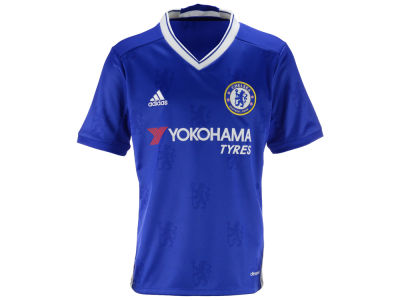 Chelsea adidas Club Team Youth Home Stadium Jersey