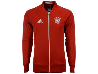 Bayern Munich adidas Men's Club Team Home Anthem Jacket